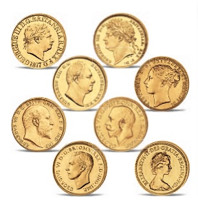 Gold-Sovereigns
