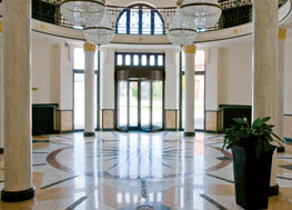 SBH-Eingangshalle